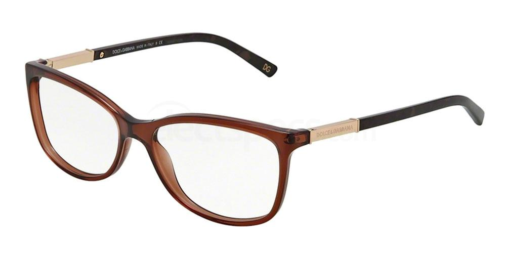 2542 DG3107 LOGO PLAQUE Glasses, Dolce & Gabbana