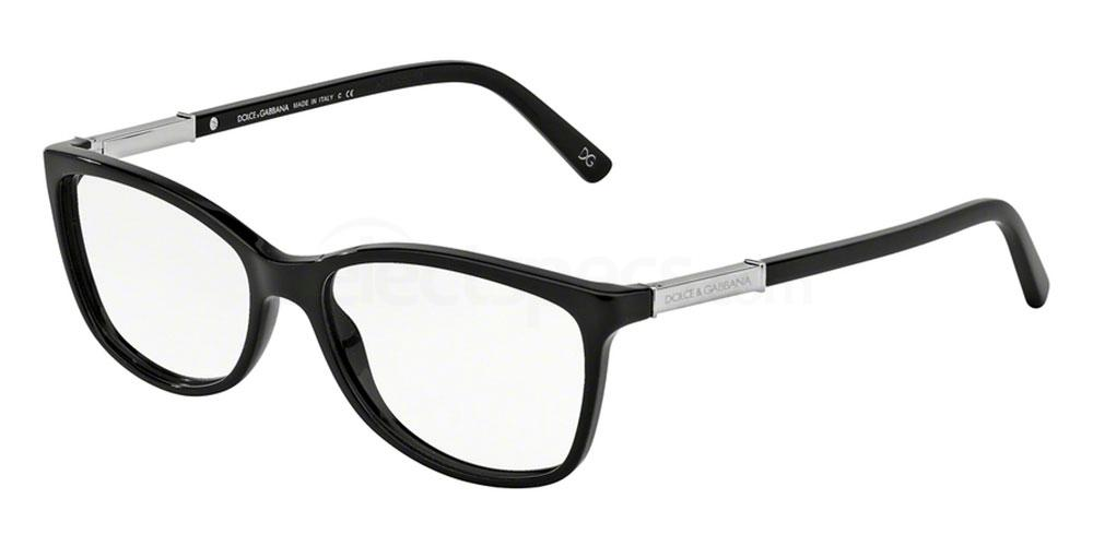 501 DG3107 LOGO PLAQUE Glasses, Dolce & Gabbana
