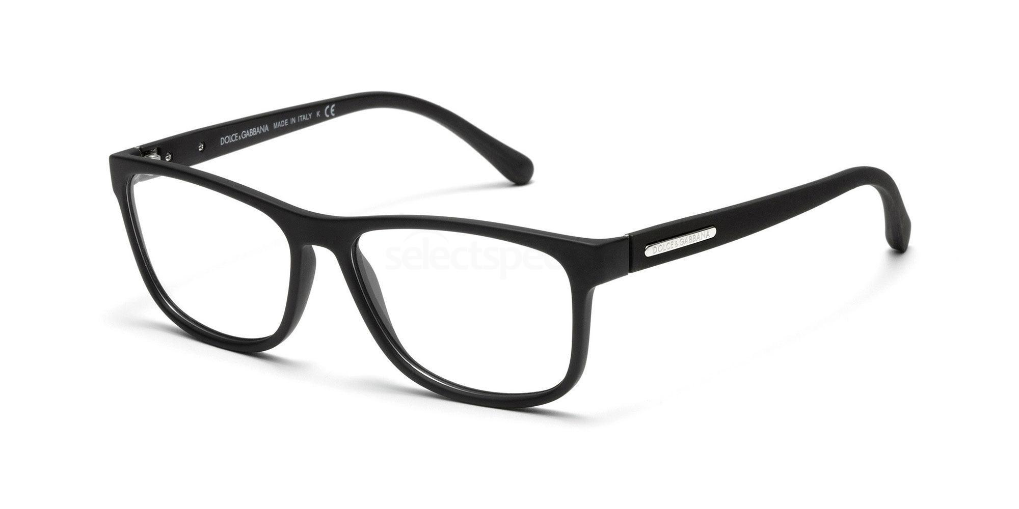 2616 DG5003 OVER-MOLDED RUBBER Glasses, Dolce & Gabbana