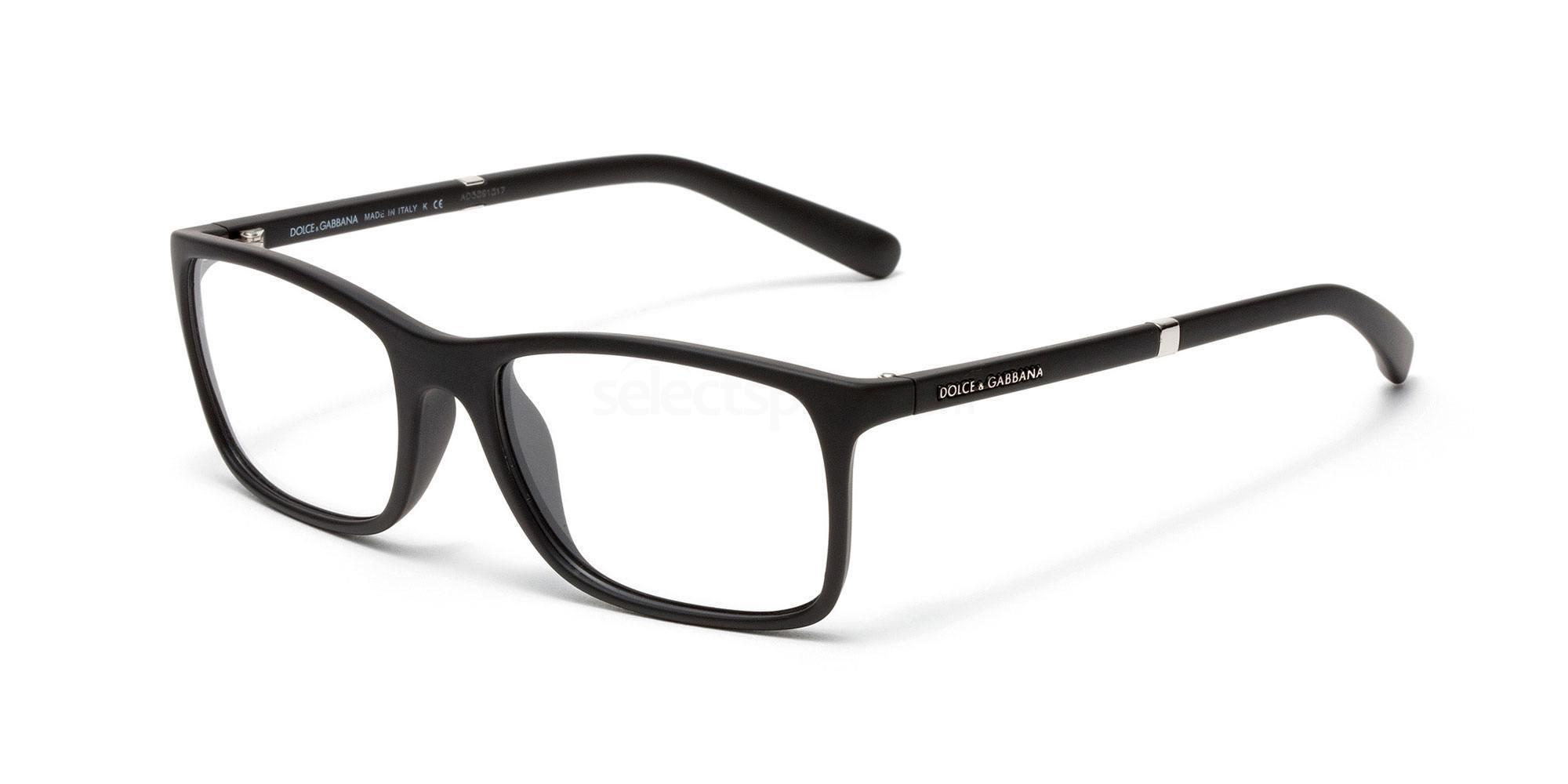 2616 DG5004 LIFESTYLE Glasses, Dolce & Gabbana