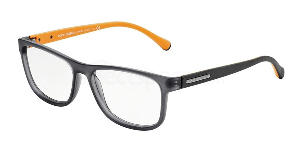 2813 DG5003 OVER-MOLDED RUBBER Glasses, Dolce & Gabbana