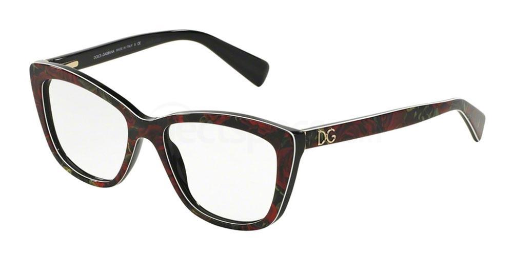 2938 DG3190 Glasses, Dolce & Gabbana