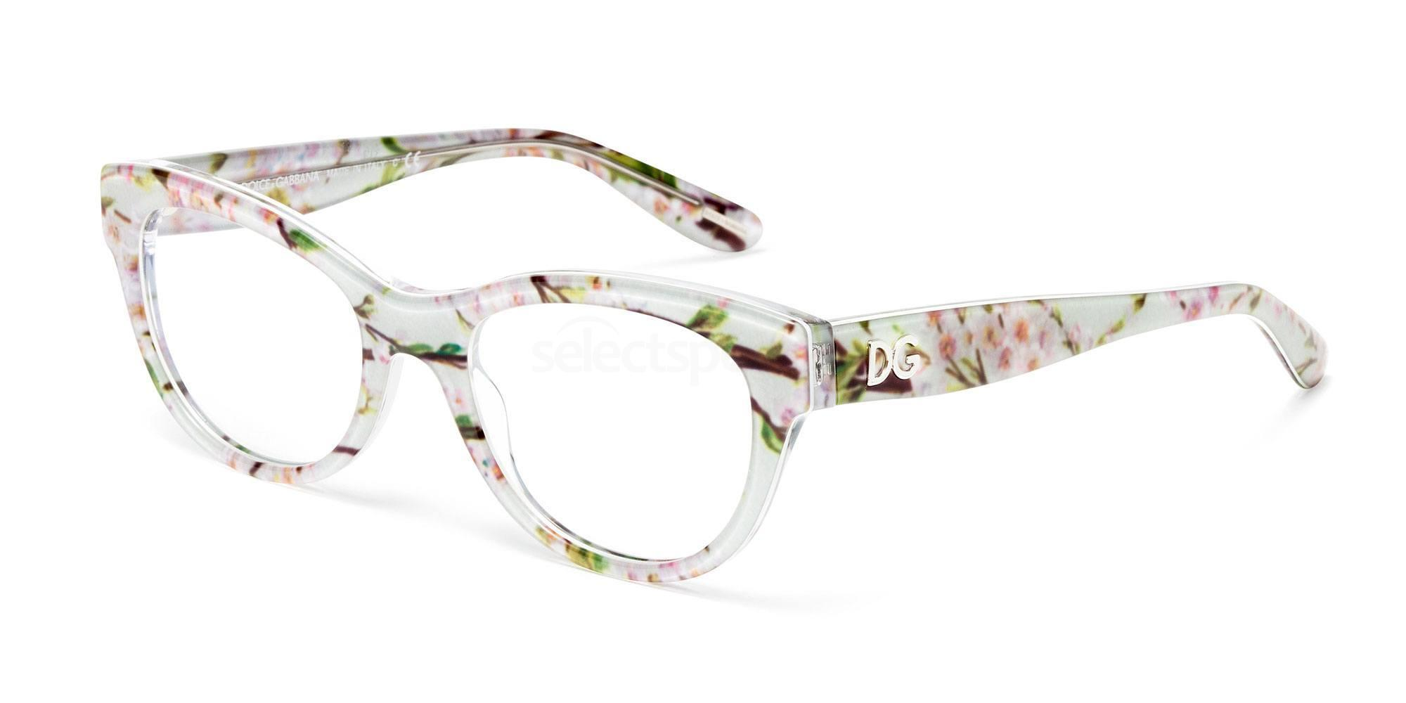 Dolce & Gabbana DG3203 ALMOND FLOWERS