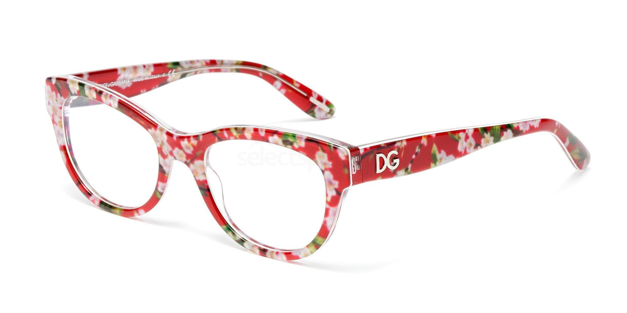 Dolce & Gabbana DG3203 ALMOND FLOWERS glasses