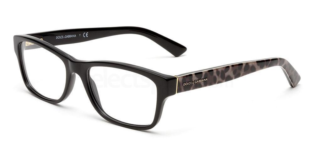 2525 DG3208 Enchanted Beauties Glasses, Dolce & Gabbana