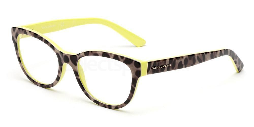2861 DG3209 Enchanted Beauties Glasses, Dolce & Gabbana