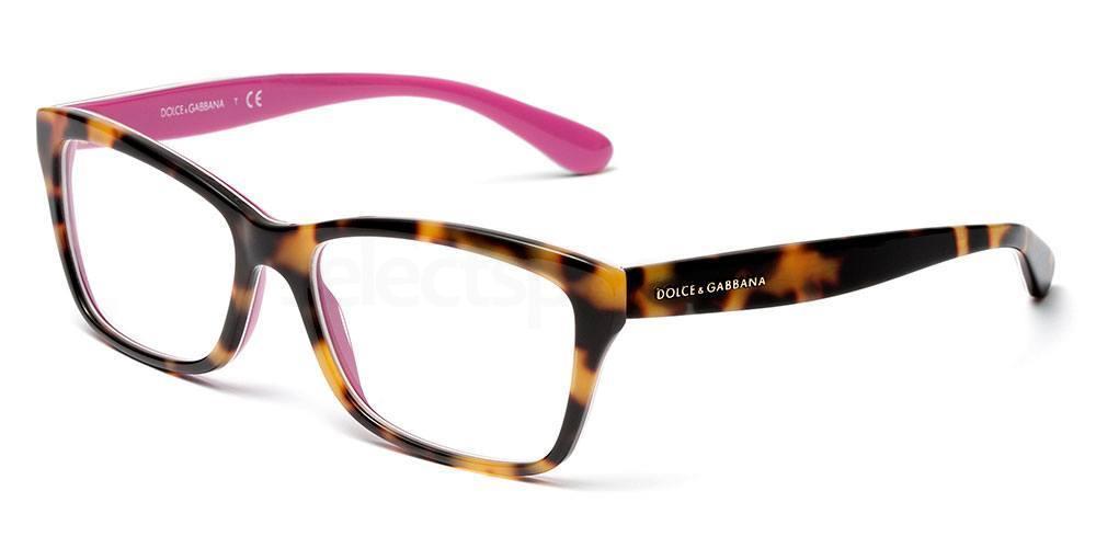 2892 DG3215 CONTEMPORARY Glasses, Dolce & Gabbana