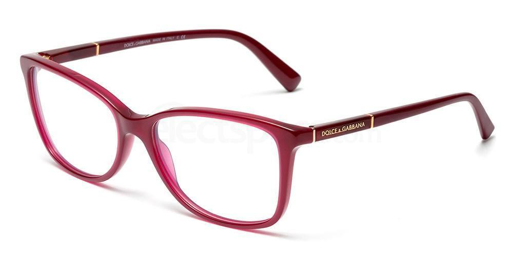 2681 DG3219 LOGO PLAQUE Glasses, Dolce & Gabbana