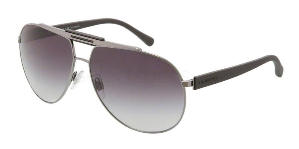 1186T3 DG2119 OVER MOLDED RUBBER Sunglasses, Dolce & Gabbana