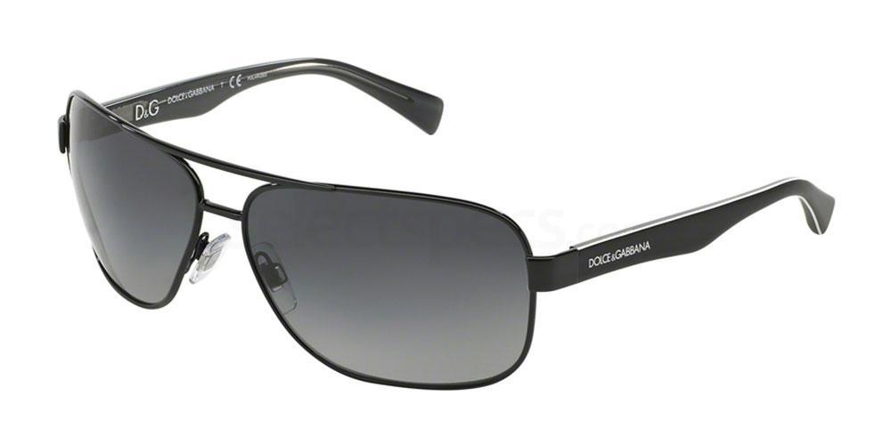 1169T3 DG2120P CONTRASTv Sunglasses, Dolce & Gabbana