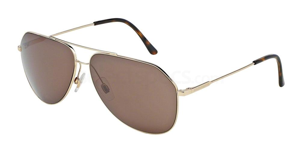02/73 DG2129 THIN&ELEGANT Sunglasses, Dolce & Gabbana