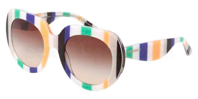 pop art trend sunglasses D&G