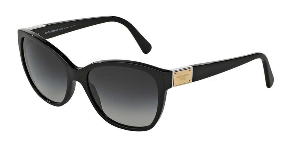 501/8G DG4195 LOGO PLAQUE , Dolce & Gabbana