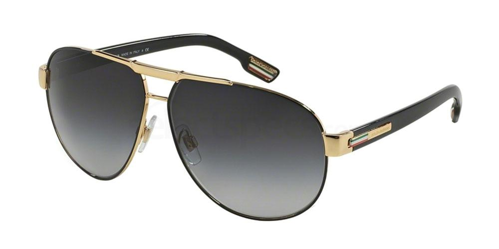 10818G DG2099 GYM Sunglasses, Dolce & Gabbana