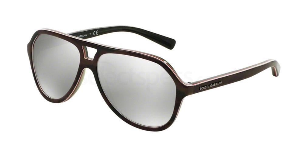 29526G DG4201 STRIPES Sunglasses, Dolce & Gabbana
