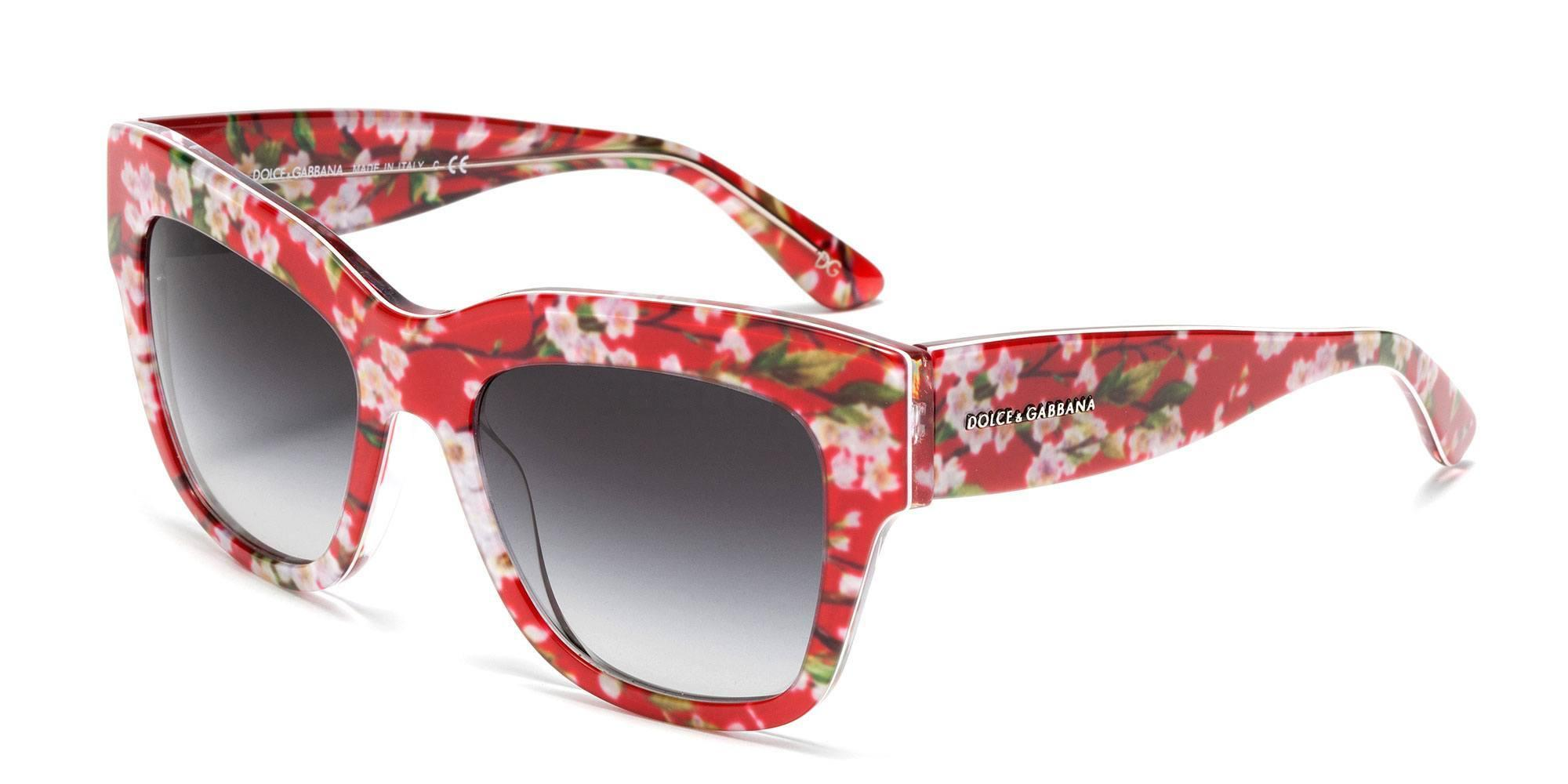 62513b4cdb Dolce   Gabbana s Top Three Floral Sunglasses