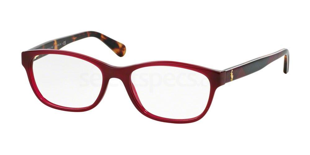 5495 PH2127 Glasses, Polo Ralph Lauren