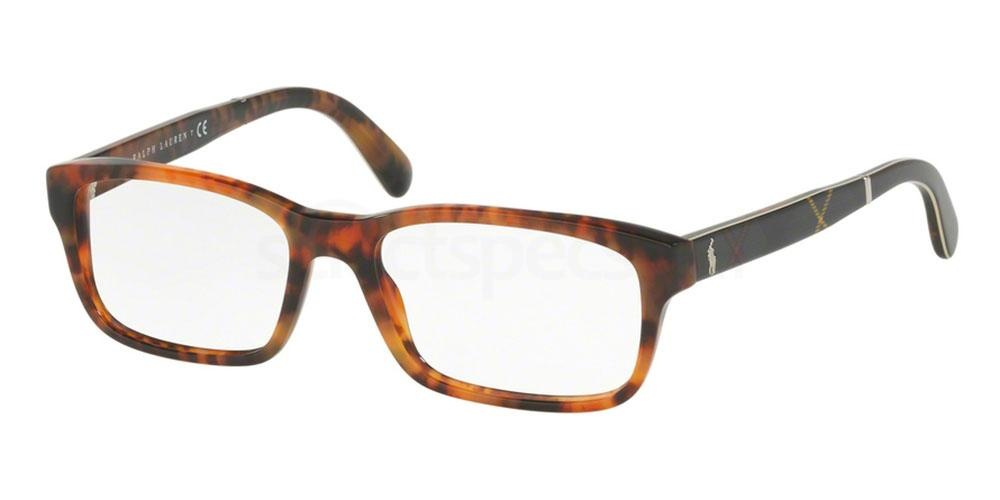 5017 PH2163 Glasses, Polo Ralph Lauren