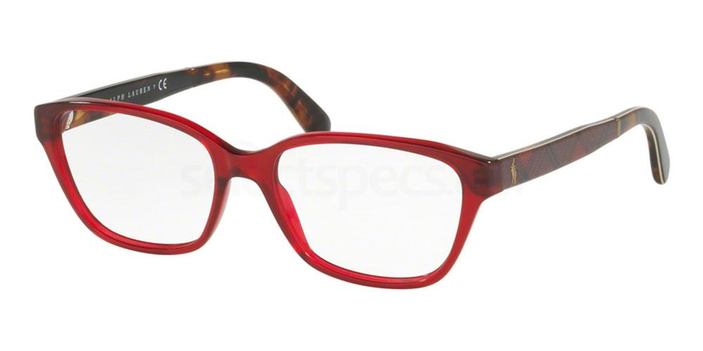 5458 PH2165 Glasses, Polo Ralph Lauren