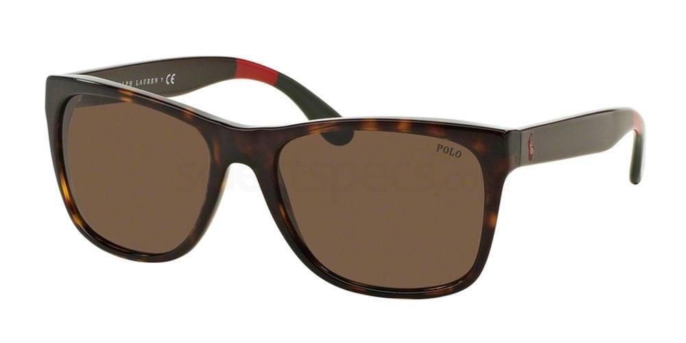556873 PH4106 Sunglasses, Polo Ralph Lauren