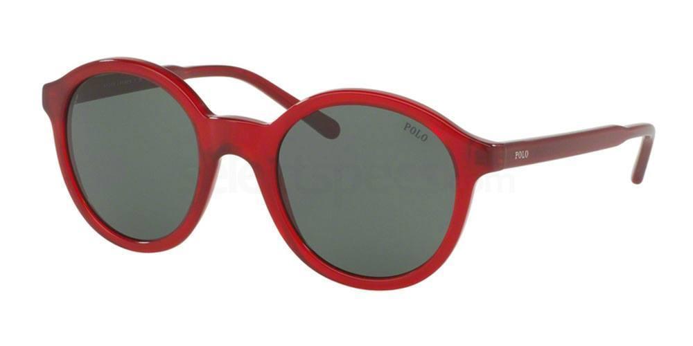 545871 PH4112 Sunglasses, Polo Ralph Lauren