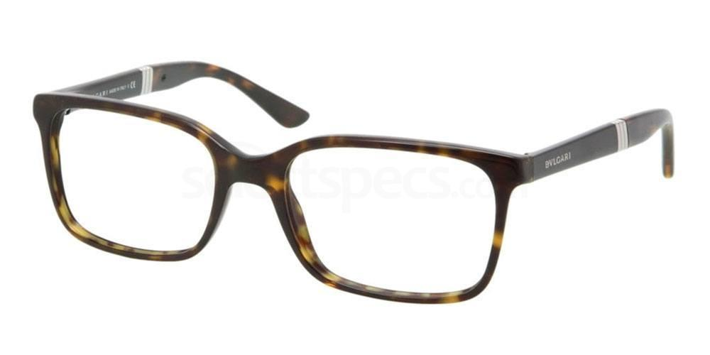 504 BV3018 Glasses, Bvlgari