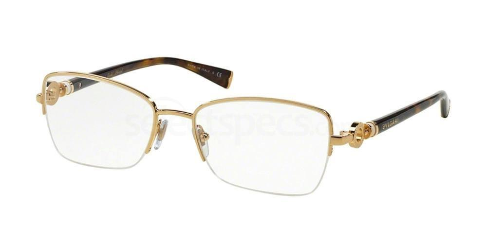 393 BV2161K Glasses, Bvlgari