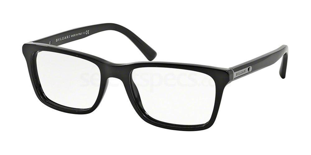 501 BV3022 Glasses, Bvlgari