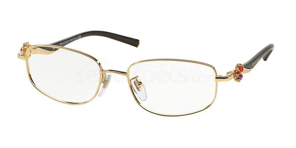 393 BV2122K Glasses, Bvlgari