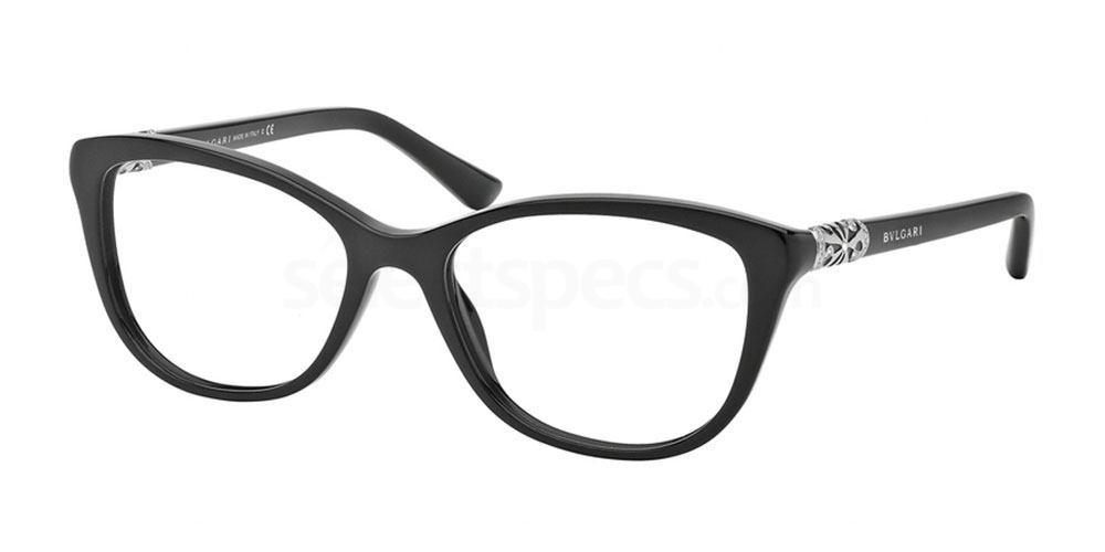 501 BV4092B Glasses, Bvlgari