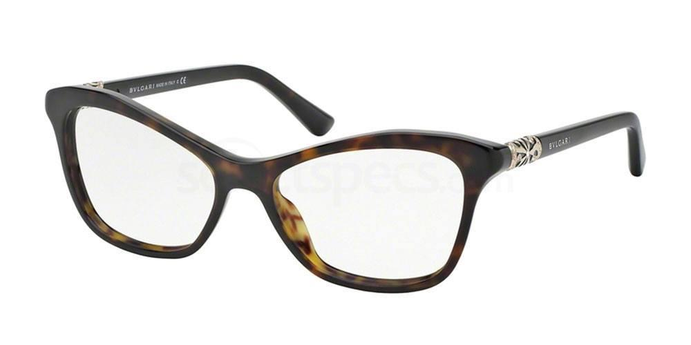 504 BV4093B Glasses, Bvlgari