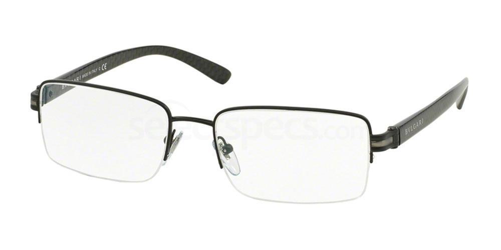 128 BV1082 Glasses, Bvlgari