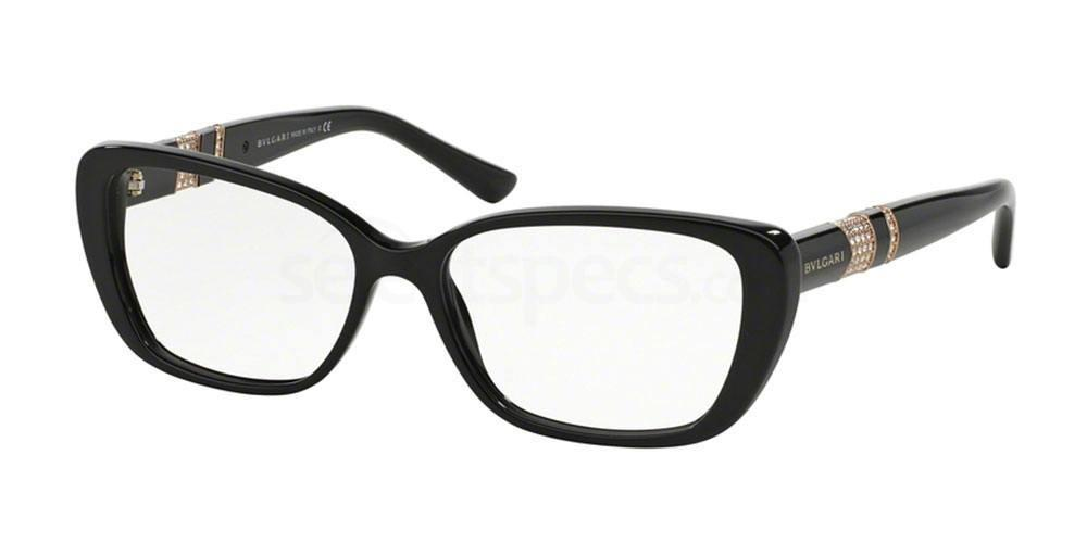 501 BV4102B Glasses, Bvlgari