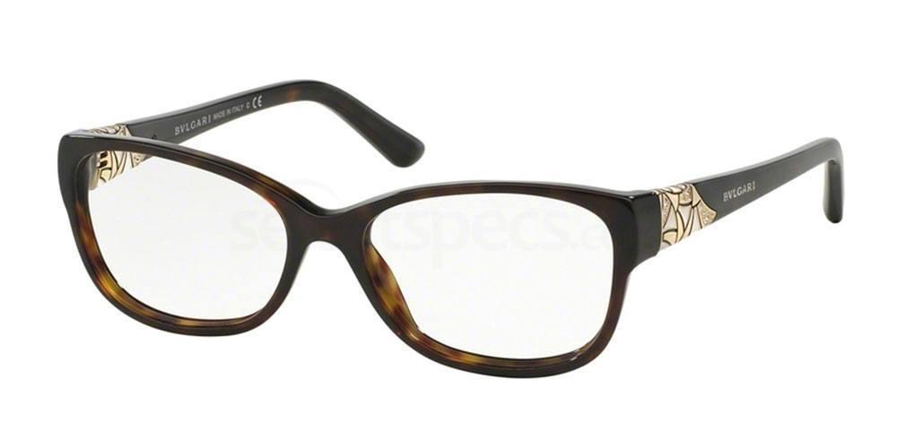 504 BV4104B Glasses, Bvlgari