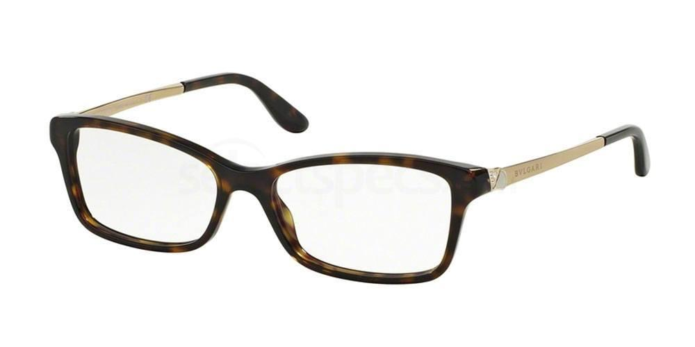 504 BV4111B Glasses, Bvlgari
