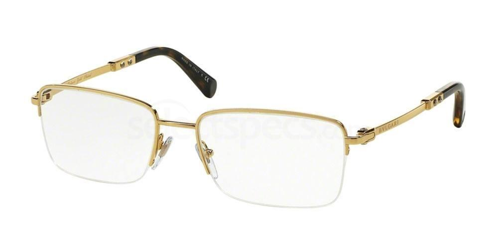 72da66f80de Ideal for those that want lightweight glasses without feeling so much  weight around their nose. For the classic look consider the Bvlgari BV1084K.