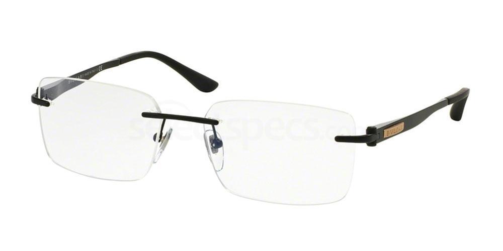 128 BV1089 Glasses, Bvlgari