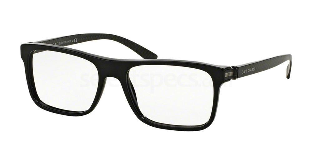 501 BV3028 Glasses, Bvlgari