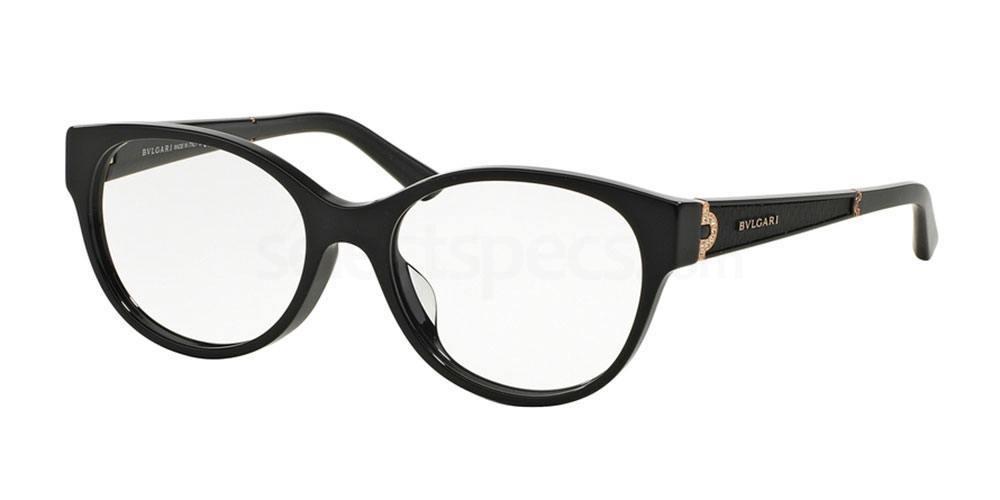 501 BV4106BQ Glasses, Bvlgari