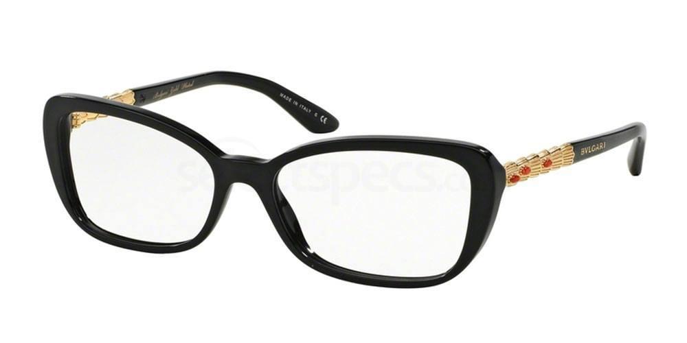 5190 BV4112KB Glasses, Bvlgari