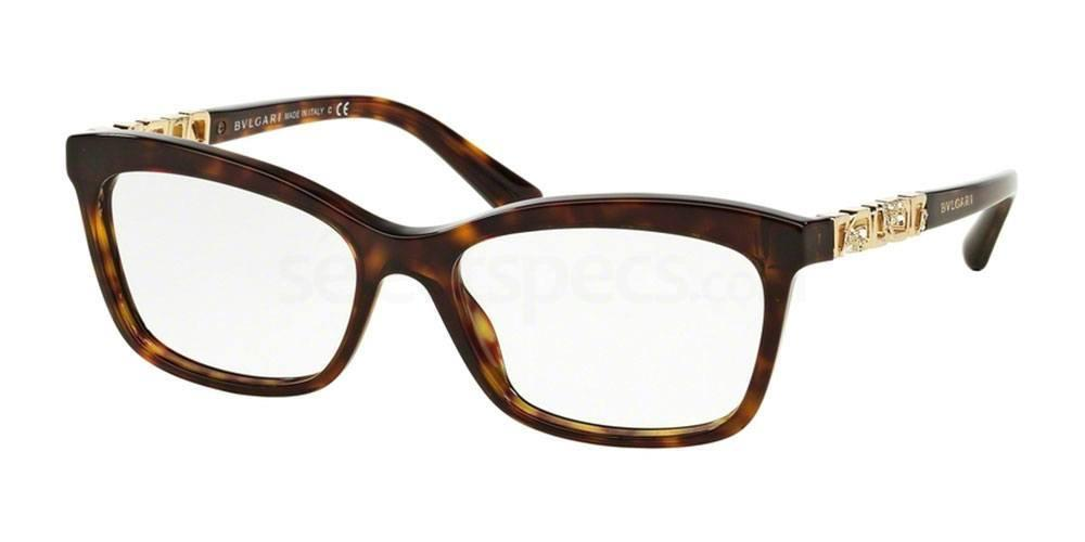 504 BV4116B Glasses, Bvlgari