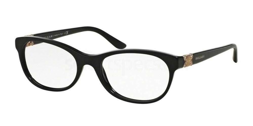 501 BV4117B Glasses, Bvlgari