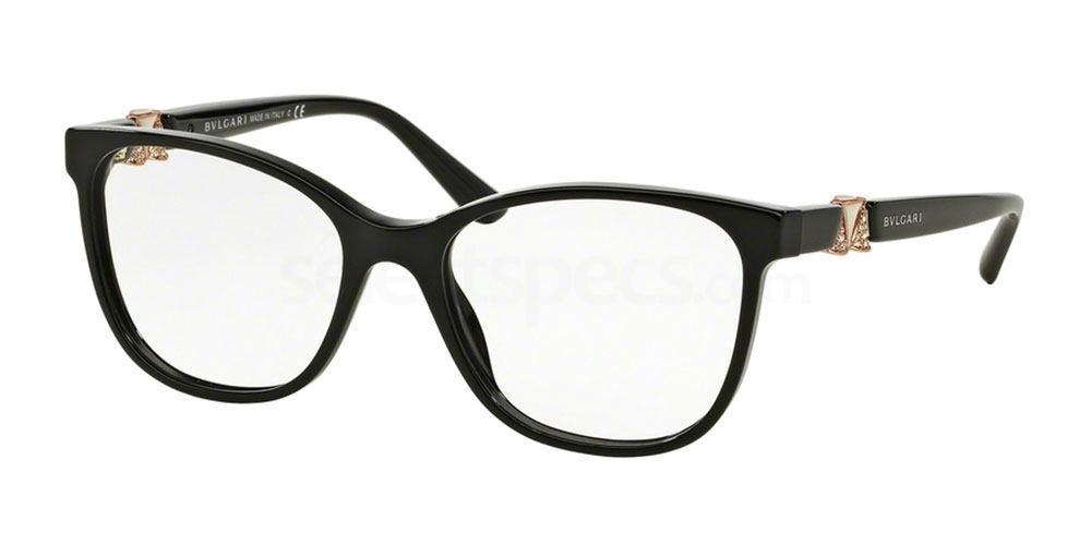 501 BV4118B Glasses, Bvlgari
