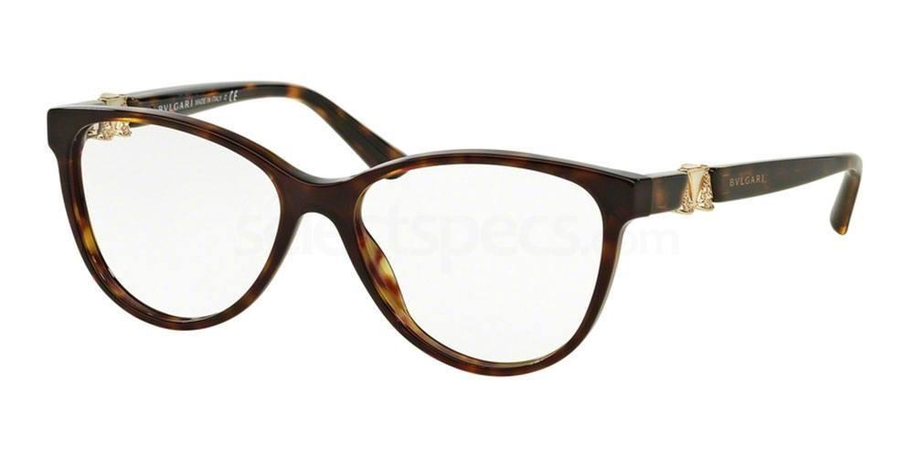 504 BV4119B Glasses, Bvlgari