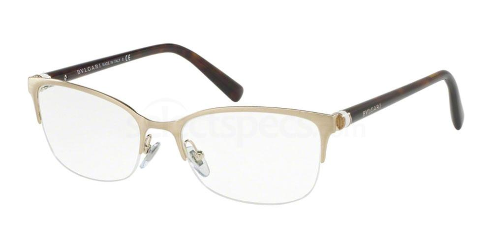2015 BV2189 Glasses, Bvlgari