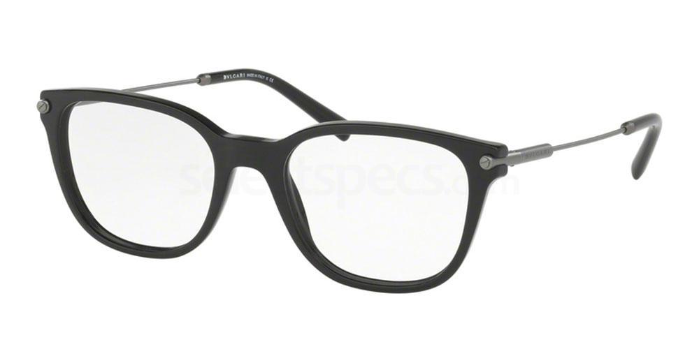 501 BV3032 Glasses, Bvlgari