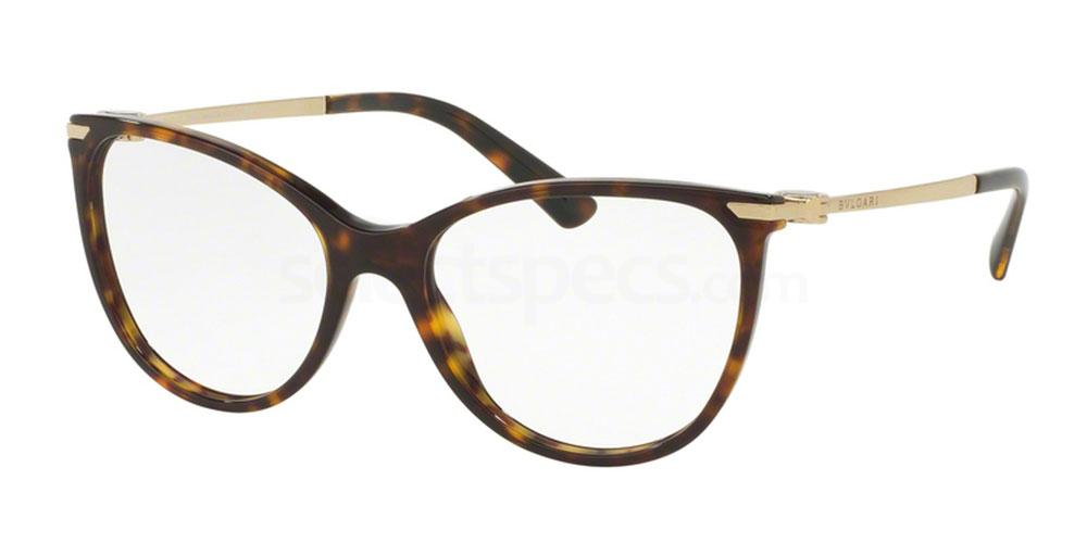 504 BV4121 Glasses, Bvlgari