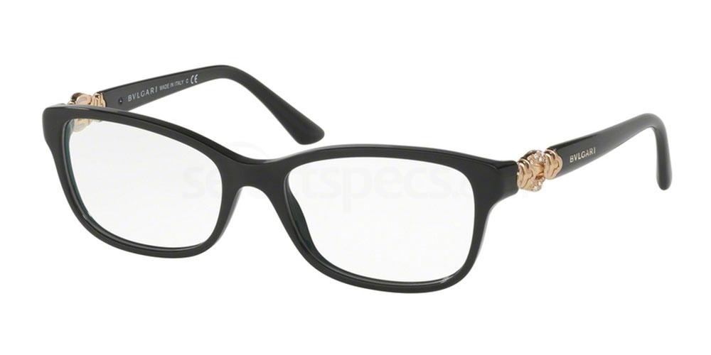 501 BV4131B Glasses, Bvlgari