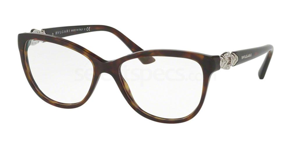 504 BV4132B Glasses, Bvlgari