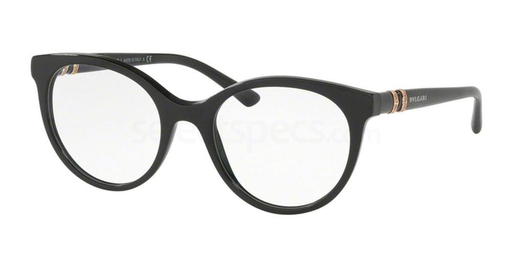 501 BV4134B Glasses, Bvlgari